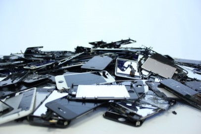 gina teichert iphone pile