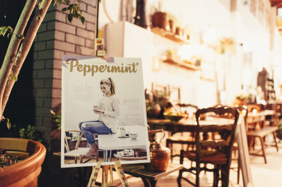 Peppermint Spring Launch