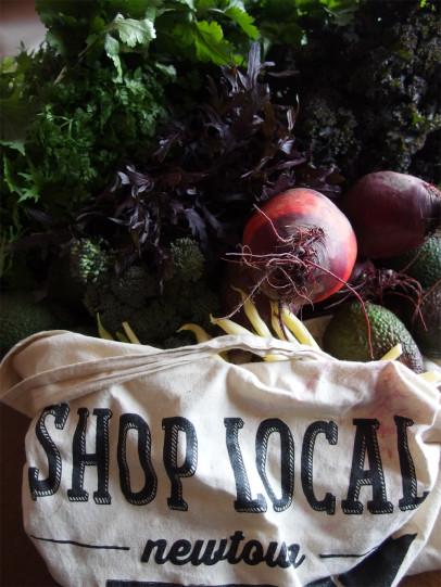 Shop Local Newtown