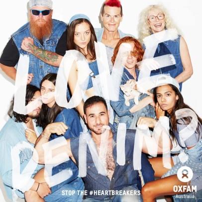 Oxfam Love Denim