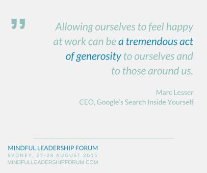 Mindful Leadership Forum2