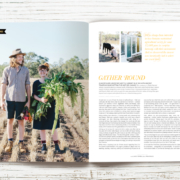 Peppermint Issue 25 - Grown and Gathered