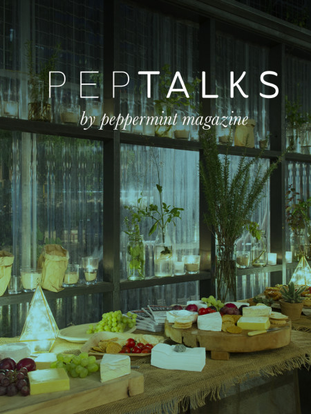 Peppermint magazine PepTalks 31 May 2016