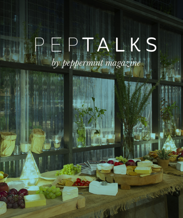 Peppermint magazine PepTalks 31 May 2016