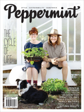 Peppermint magazine autumn issue 25