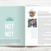 Peppermint Issue 25 - Waste Not Want Not