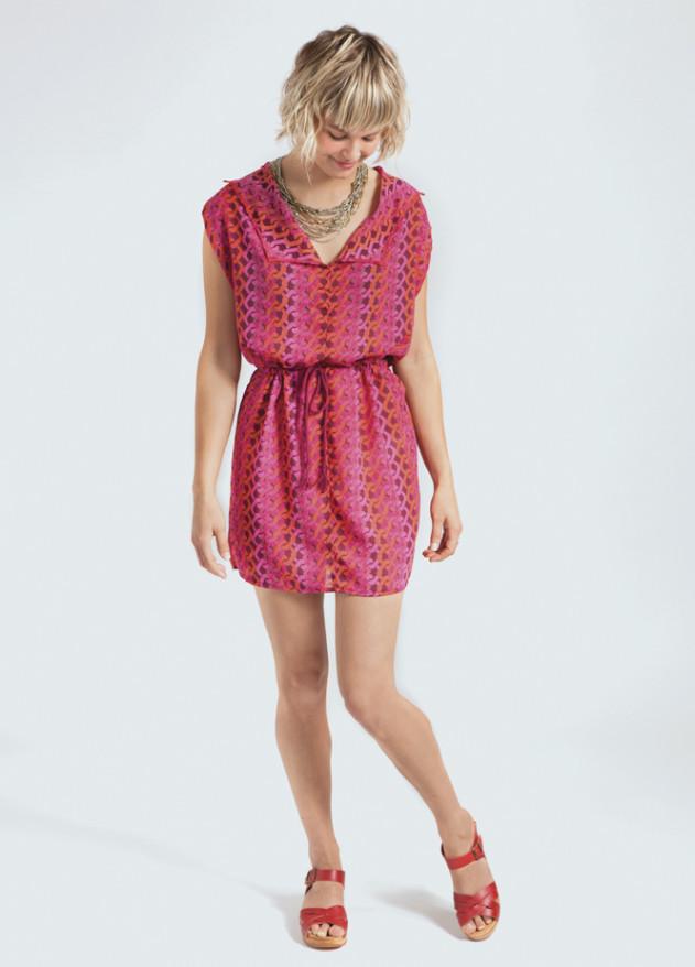 Sewing School 8 - tunic dress