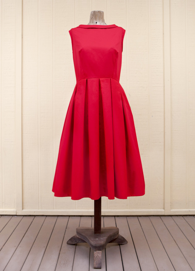 FIFTIES-STYLE PROM DRESS - peppermint magazine