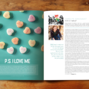 Peppermint Issue 24 - PS I love Me