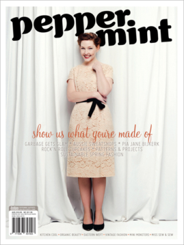 Peppermint magazine spring issue 11