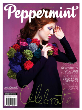 Peppermint magazine winter issue 14