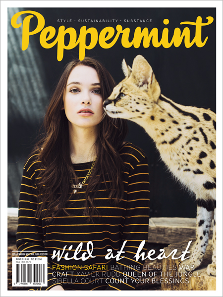 Peppermint magazine autumn issue 17