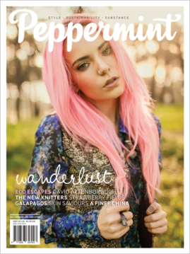 Peppermint magazine spring issue 19