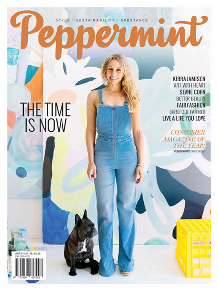 Peppermint magazine summer issue 28