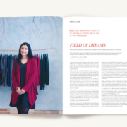 Peppermint Issue 28 - Bhumi Organic Cotton