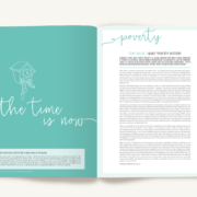 Peppermint Issue 28 – The Time Is Now