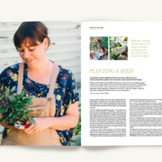 Peppermint Issue 29 - The Sage Garden