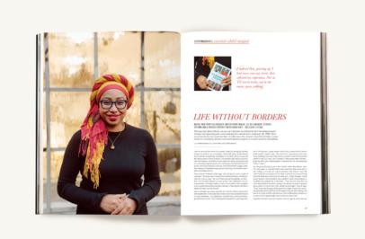 Peppermint Issue 30 Yassmin Abdel-Magied