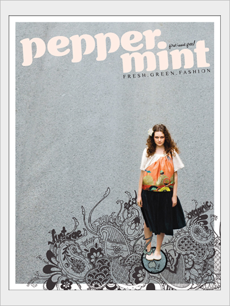 Peppermint Magazine Issue 1