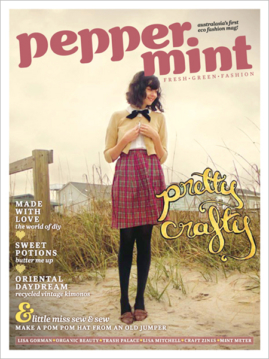 Peppermint Magazine Issue 3