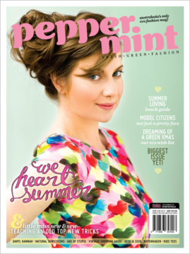 Peppermint Magazine Issue 4