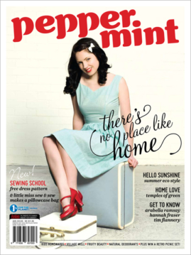 Peppermint magazine Summer Issue 8