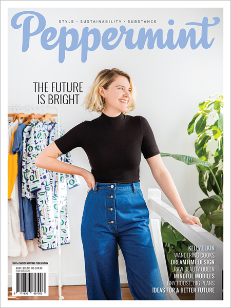 Peppermint Magazine Issue 31