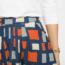 Peppermint sewing school vintage skirt