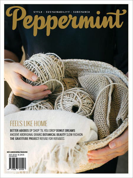 Peppermint Autumn Issue 33
