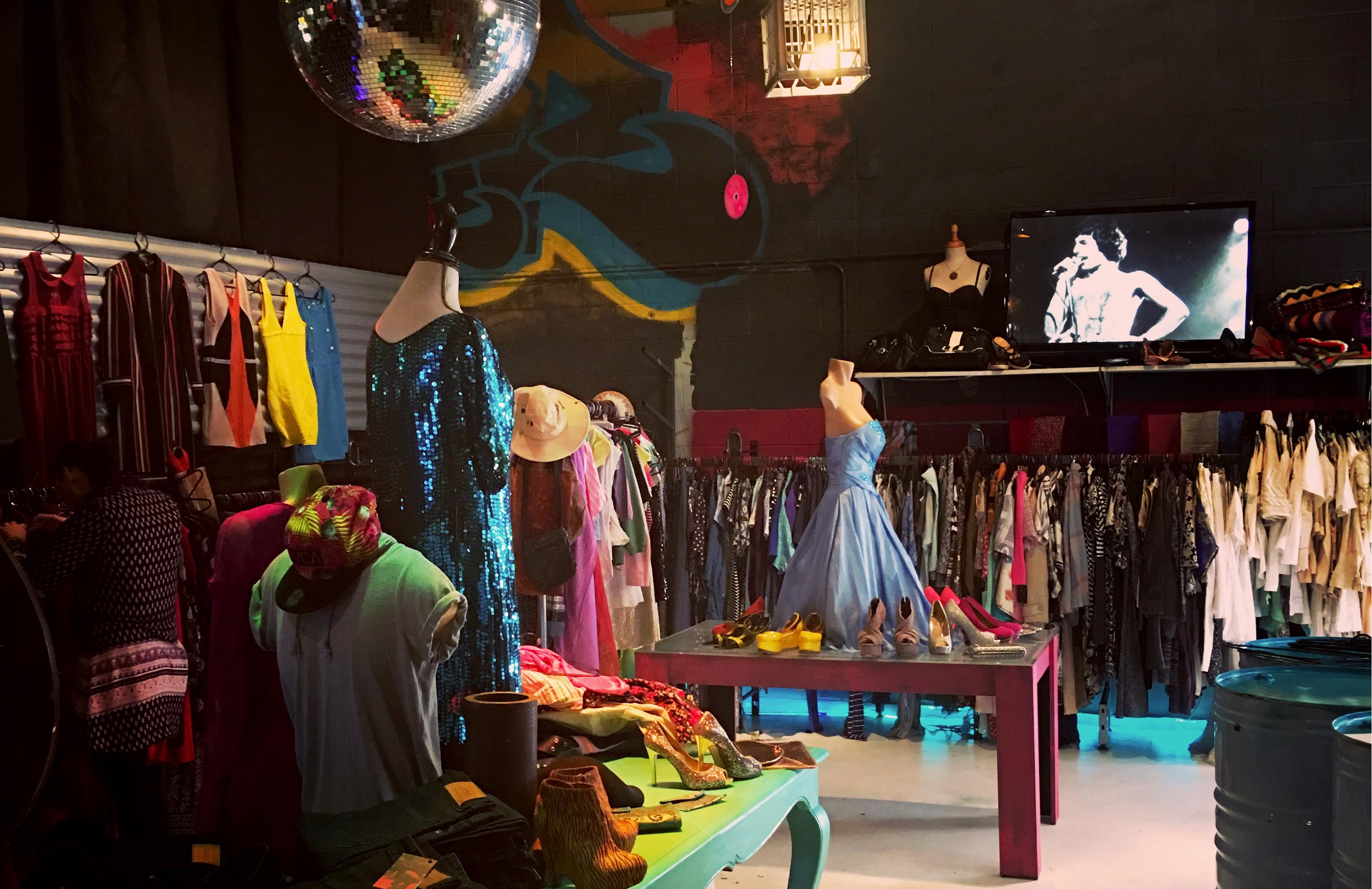 StudioThrifty4 op shop Brisbane – Pay a Sack Forward