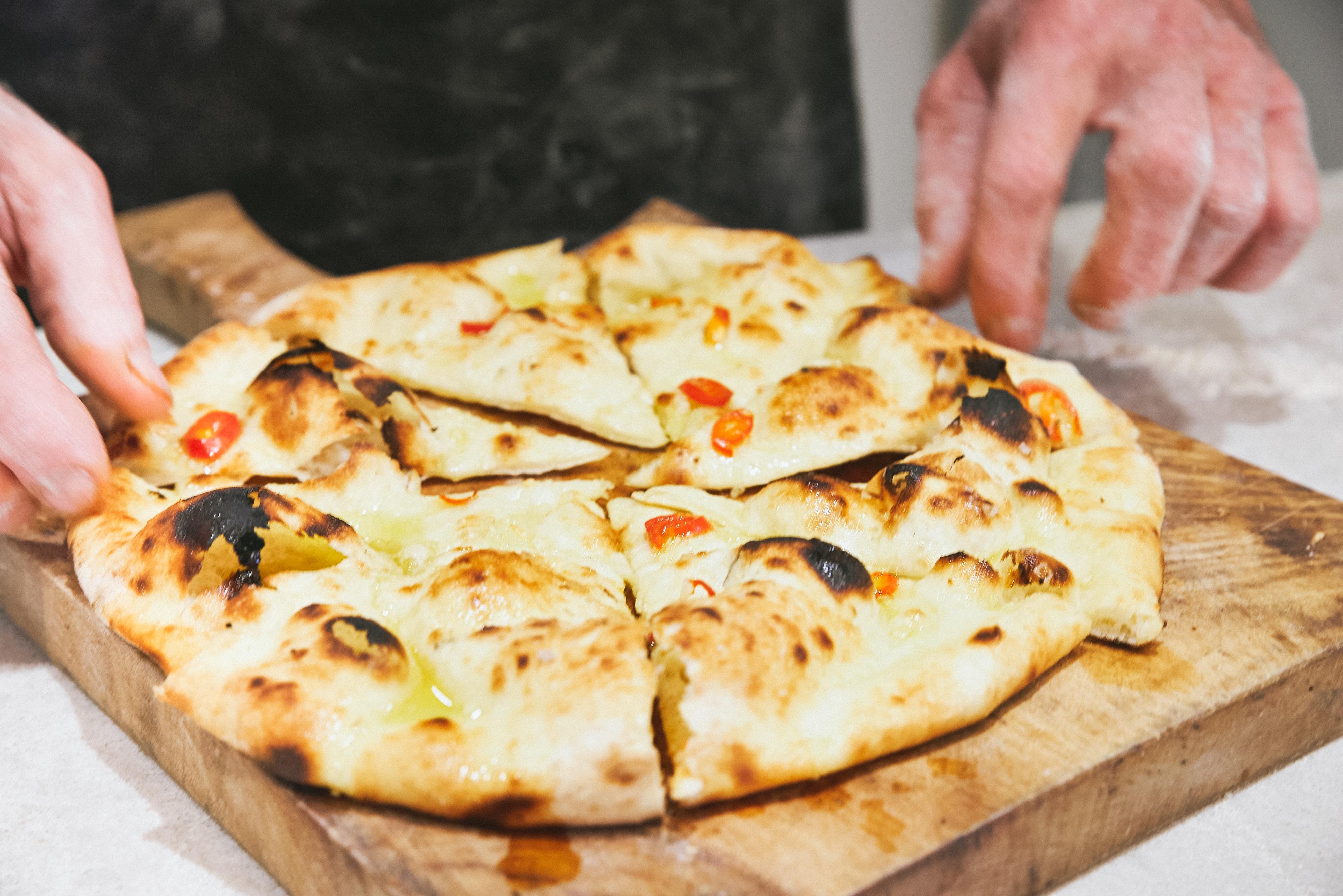 Anchor Pizza dough recipe