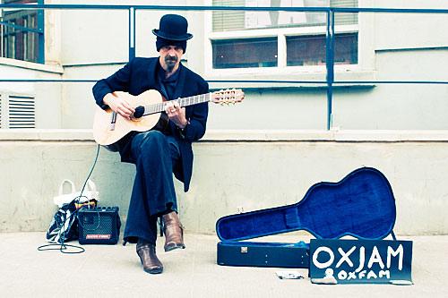 oxjam for oxfam peppermint magazine
