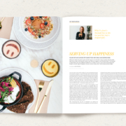 Peppermint Issue 27 - Serotonin Eatery
