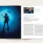 Peppermint Issue 27 - Sylvia Earle