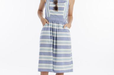 Peppermint sewing school Issue 24 summer sundress