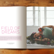 Peppermint Issue 24 - Field of Dreams