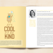 Peppermint Issue 26 - It's Cool to be Kind