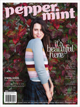 Peppermint magazine winter issue 10