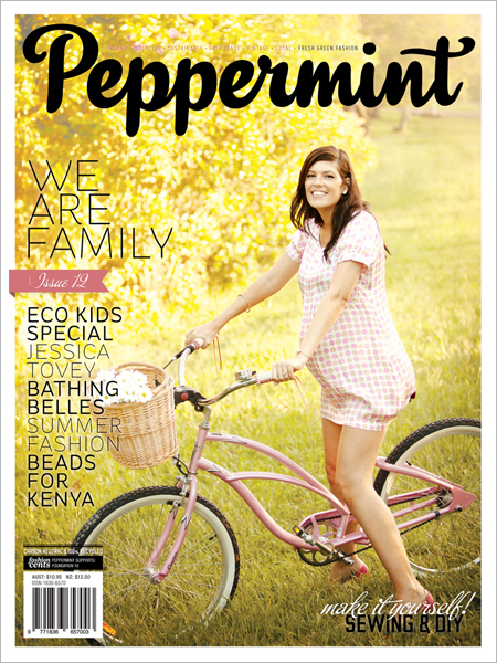 Peppermint magazine summer issue 12