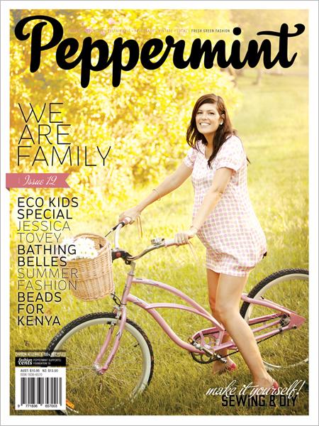 Peppermint magazine summer issue 12