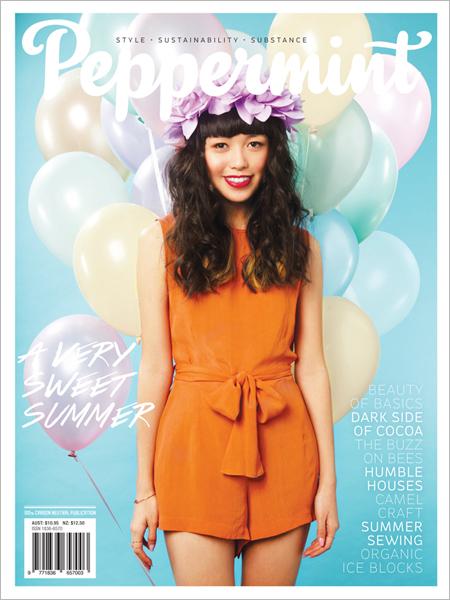 Peppermint magazine summer issue 16