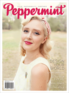 Peppermint magazine Autumn Issue 21