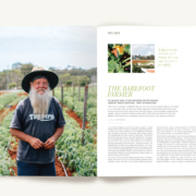 Peppermint Issue 28 - The Barefoot Farmer