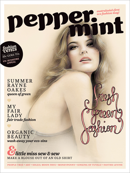 Peppermint Magazine Issue 2