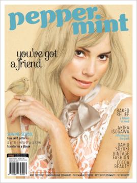 Peppermint magazine Autumn Issue 9