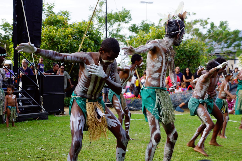 Corrogee dancers - CIAF