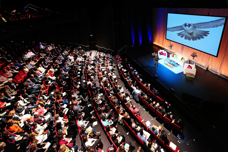 Mindful Leadership Forum audience