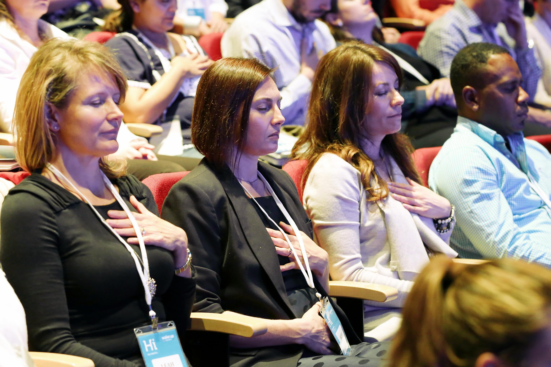 Mindful Leadership Forum audience 2