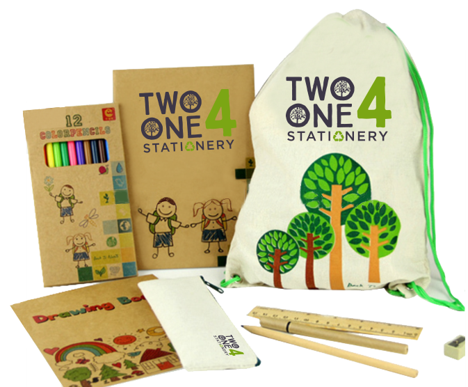 Two 4 One Stationery