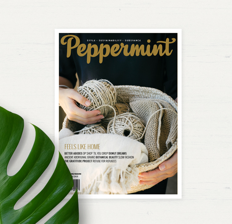 Peppermint Issue 33 Cover